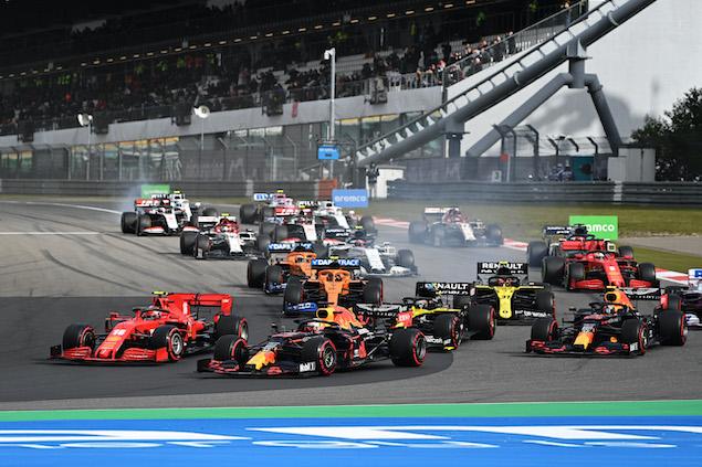 Calendario 2021 de F1 está