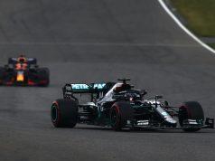 Mercedes apoyaría idea de Red Bull de congelar motores
