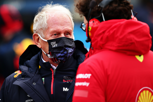 Helmut Marko (FOTO: Peter Fox/Red Bull Content Pool)