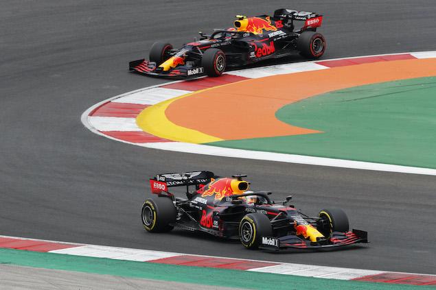 Verstappen encabeza la búsqueda por el título 2020 (FOTO: Armando Franca/Red Bull Content Pool)