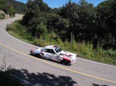 Cordero y Hernández siguen adelante (FOTO: La Carrera Panamericana)