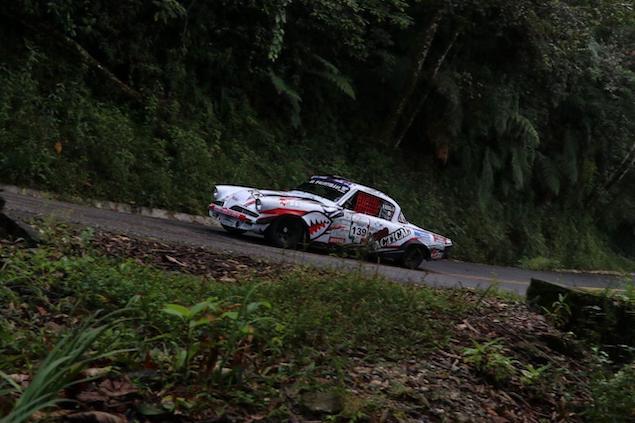 Ricardo y Hernández vencen en Etapa Oaxaca-Veracruz (FOTO: La Carrera Panamericana)