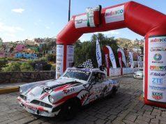 Cordero y Hernández llevan tres de cuatro (FOTO: La Carrera Panamericana)