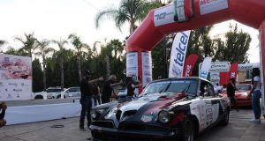 Los Damiron ganan Etapa 6 de La Panamericana (FOTO: La Carrera Panamericana)