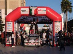 Ricardo Cordero y Marco Hernández ganan La Carrera Panamericana 2020 (FOTO: LCP)