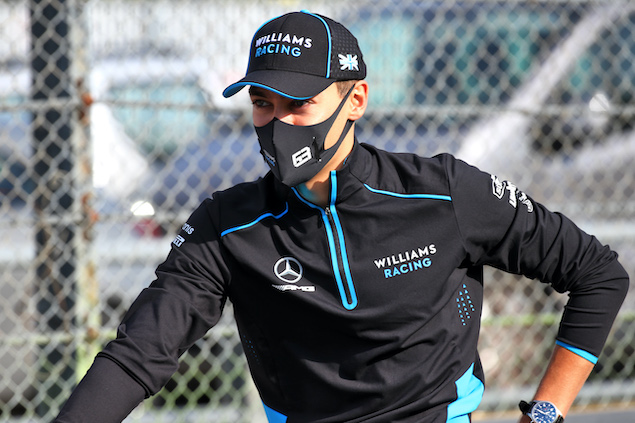 Russell sigue en Williams (FOTO: Williams Racing)