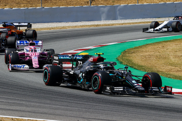 Alianza entre Mercedes-Benz AG y Aston Martin Lagonda (FOTO: Pirelli Motorsport)