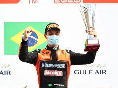 Drugovich ganó F2 en Bahrein (FOTO: Joe Portlock/Formula 2)