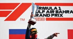 Shwartzman gana Sprint en Bahrein (FOTO: Joe Portlock/Formula 2)