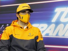 Carlos Sainz (FOTO: McLaren Media Centre)
