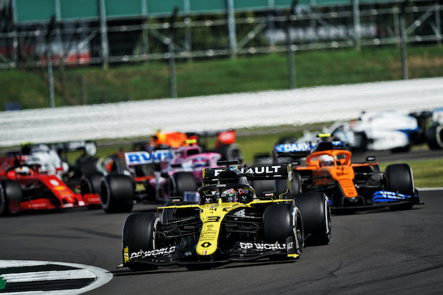 Calendario provisional de F1 con 23 fechas (FOTO: Renault F1 Team)