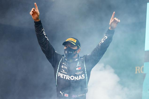 Hamilton ya iniciará pláticas sobre su contrato (FOTO: Andy Hone/Pirelli Motorsport)