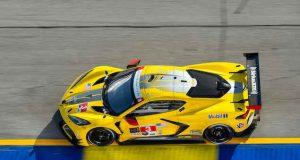 Título aplastante para el Corvette C8.R de García y Taylor (FOTO: Richard Prince/Chevy Racing)