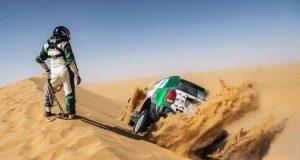 Se presenta ruta del Dakar 2021 (FOTO: Rally Dakar)