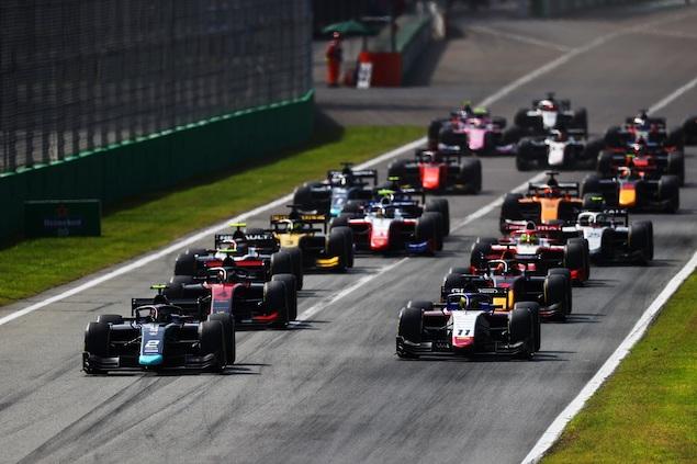 Cambios en F2 y F3 para 2021 (FOTO: Dan Istitene/Media Formula 2)