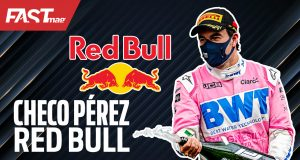 Checo Pérez Red Bull