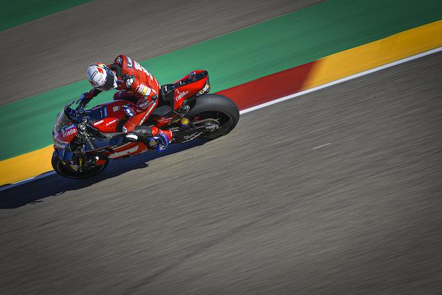 Dovizioso se tomará un año sabático (FOTO: MotoGP)