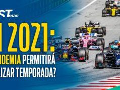 ¿La COVID-19 permitirá tener F1 en 2021?