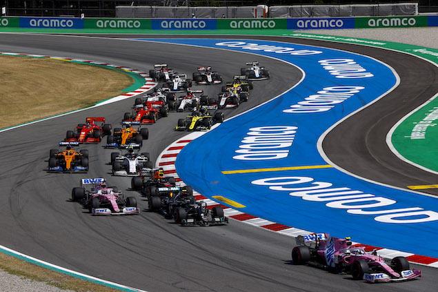 Habrá F1 en Arabia Saudita (FOTO: Racing Point F1 Team)