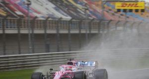 Pérez calificó 3º en Turquía (FOTO: Racing Point F1 Team)