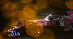 Sergio Pérez. 5º en Bahrein (FOTO: Racing Point F1 Team)
