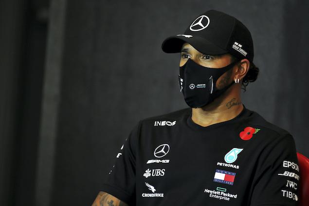 Hamilton puede ser campeón en Turquía (FOTO: Mercedes AMG F1 Team)