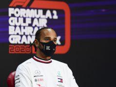 Lewis Hamilton, rápido en Bahrein (FOTO: Mercedes AMG F1)