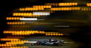 l GP de Bahrein fue de Hamilton (FOTO: Mercedes AMG F1 Team)