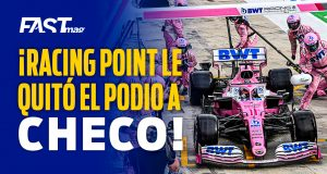 "Racing Point le quita podio a ""Checo"" - MOTOR SAPIENS"
