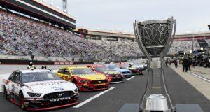 ¿Quién ganará el título de Copa NASCAR? FOTO: Jared C. Tilton/NASCAR Media