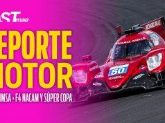 Calderón cierra año en ELMS - REPORTE MOTOR Ep. 18