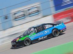 Victoria de Calderón en Aguascalientes (FOTO: NASCAR México)