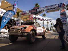Baja 1000 (FOTO: Honda)