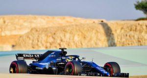 Renault probó a juveniles en Bahrein (FOTO: Renault F1 Team)