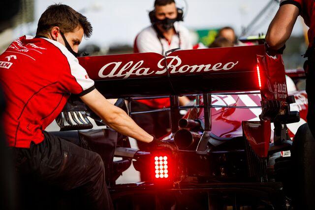 FOTO: Alfa Romeo Racing