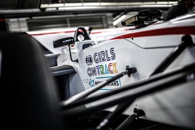 """Se anunciaron a las finalistas del """"FIA Girls on Track-Rising Stars"""" (FOTO: FIA)"""