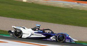 Guënther cierra pretemporada de Fórmula E al frente (FOTO: BMW i Andretti Motorsport)