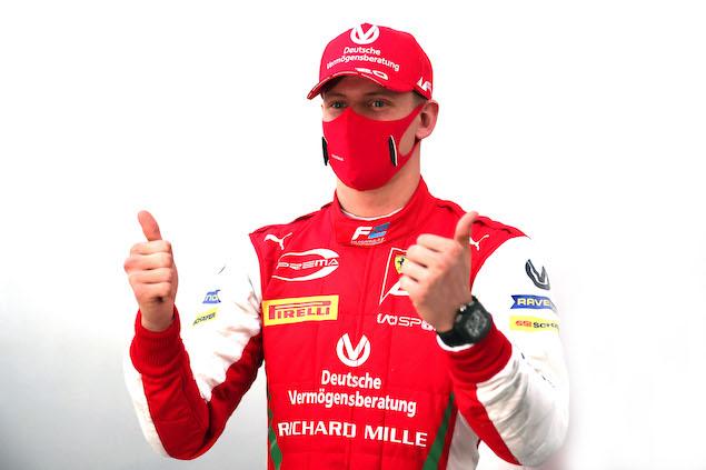 Mick Schumacher (FOTO: Scuderia Ferrari Press Office)