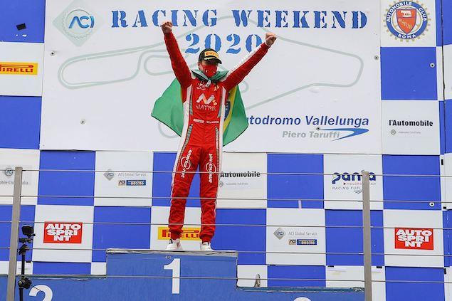 Gianluca Petecof (FOTO: Scuderia Ferrari Press Office)