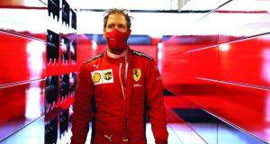 Vettel se despide de Ferrari (FOTO: Scuderia Ferrari Press Office)