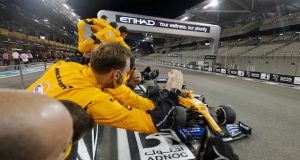 McLaren, 3º en Campeonato de Constructores (FOTO: McLaren Media Centre)