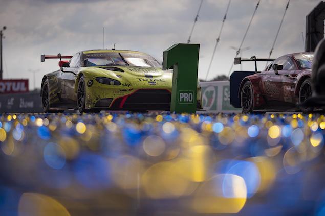 Aston Martin cerrará programa de fábrica en WEC (FOTO: Drew Gibson/Aston Martin)