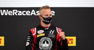 Nikita Mazepin (FOTO: Joe Portlock/Formula 2)