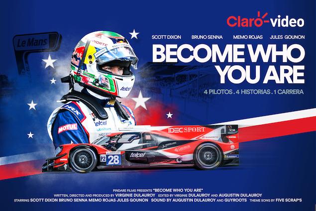"""Documental """"Become who you are"""" con Memo Rojas sobre las 24 Horas de Le Mans"""