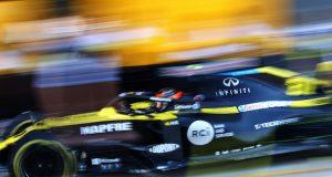 Infiniti se va de Renault y de la F1 (FOTO: Renault F1 Team)
