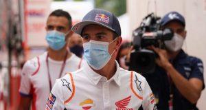 Márquez se sometió a tercera operación (FOTO: Honda Racing Corporation)