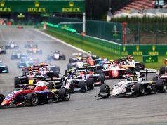 Así será el formato de las carreras de F2 y F3 en 2021 (FOTO: Dan Istitene/FIA Formula 3)
