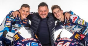 Fausto Gresini, hospitalizado por COVID-19 (FOTO: MotoGP)