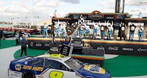 Chevrolet se agenció 12 títulos en Norteamérica en 2020, incluyendo el de Chase Elliott en NASCAR (FOTO: HHP/Harold Hinson)