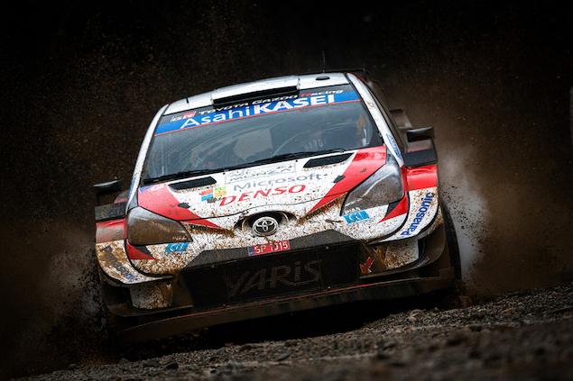 Sébastien Ogier, heptacampeón del WRC (FOTO: Toyota Gazoo Racing)
